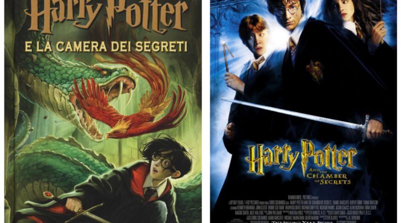 """""""Harry Potter e la Camera dei Segreti"""": il secondo anno ad Hogwarts"""