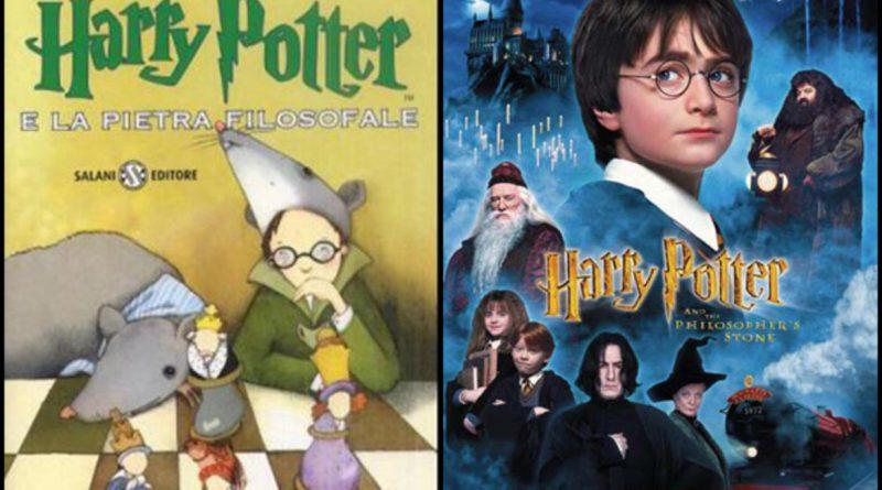"""Il primo libro della saga: Harry Potter e la pietra filosofale, """"dove tutto ebbe inizio"""""""