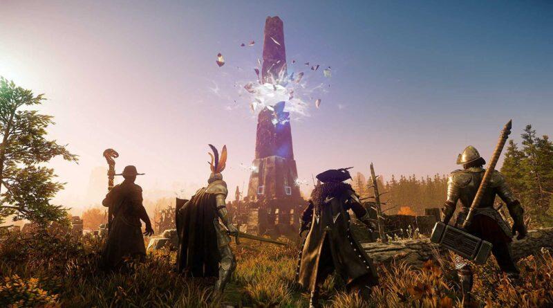 New World il gioco del colosso Amazon in uscita il 31 Agosto.