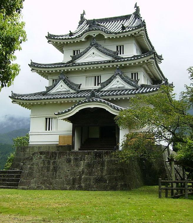 Castello Uwajima