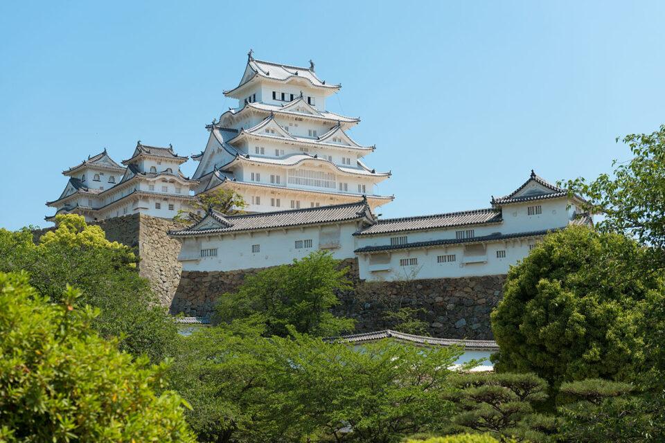 I dodici castelli originali del Giappone